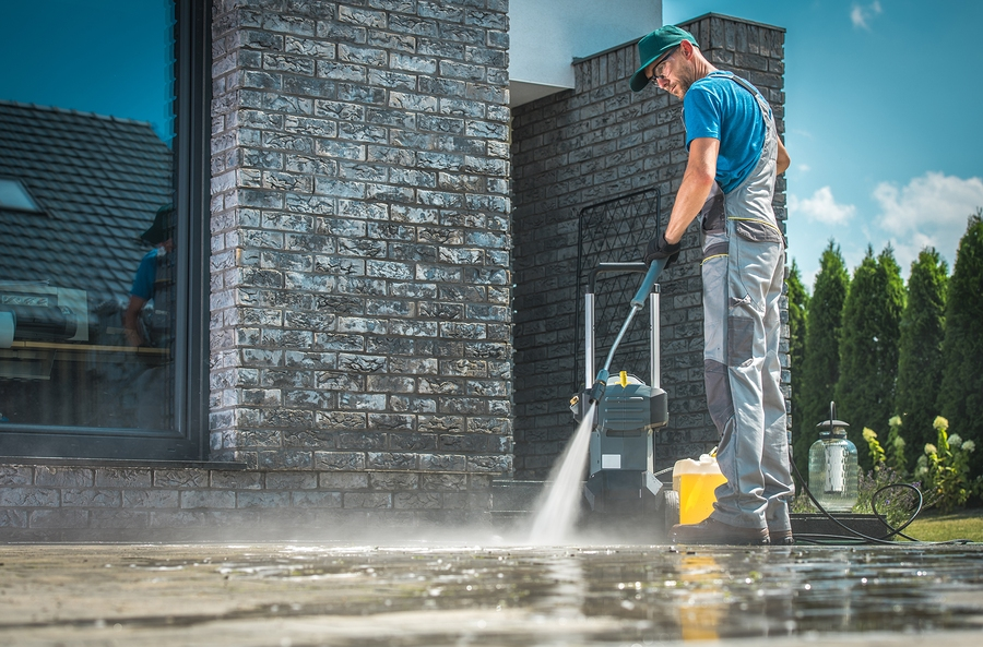Image result for Professional Pressure Washing Service